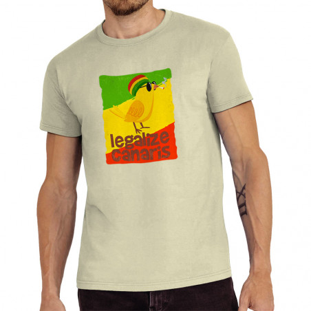 """Tee-shirt homme """"Legalize..."""