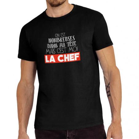 """Tee-shirt homme """"Mais c'est..."""