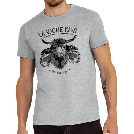 "Tee-shirt homme ""La vache..."