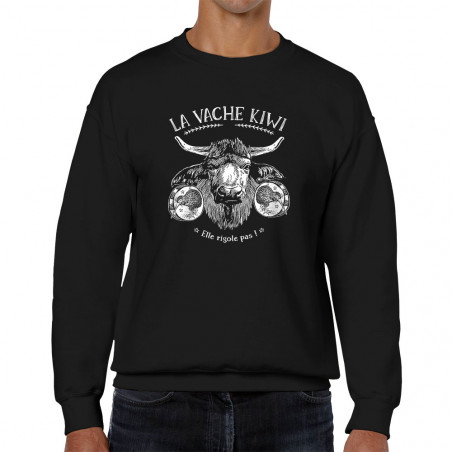 "Sweat homme col rond ""La..."