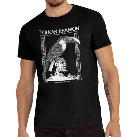 "Tee-shirt homme ""Toucankhamon"""
