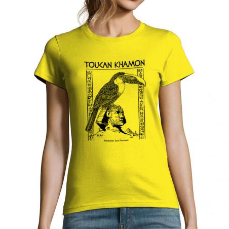 """T-shirt femme """"Toucankhamon"""""""