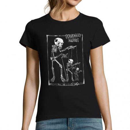 """T-shirt femme """"Skeleton..."""