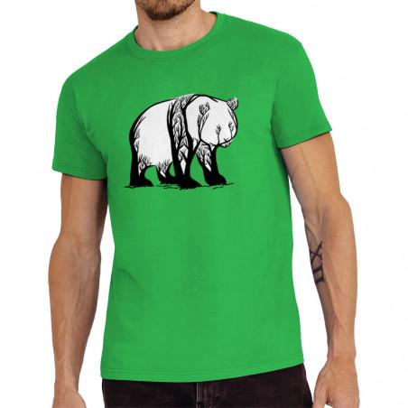 """Tee-shirt homme """"Panda Trees"""""""