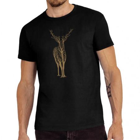 """Tee-shirt homme """"Deer Trees"""""""