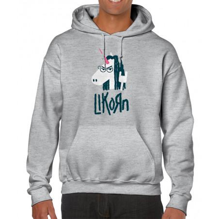 """Sweat homme à capuche """"Likorn"""""""