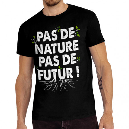 "Tee-shirt homme ""Pas de..."