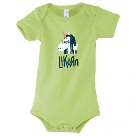 "Body bébé ""Likorn"""