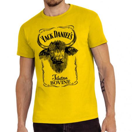 "Tee-shirt homme ""Yack..."