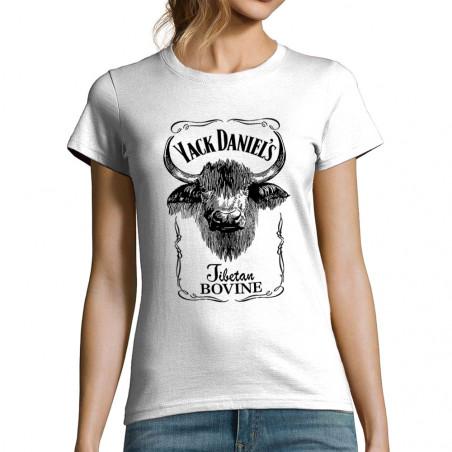 """T-shirt femme """"Yack Daniel's"""""""