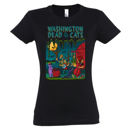 """T-shirt femme """"WDC - Acoustic"""""""