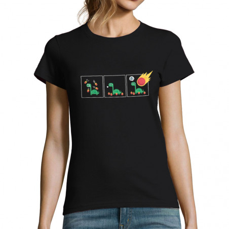 """T-shirt femme """"Not Today"""""""