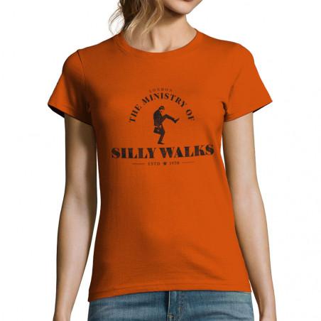"""T-shirt femme """"Silly Walks"""""""