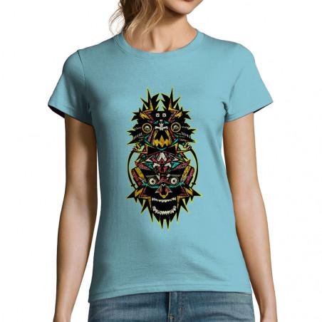 """T-shirt femme """"Heads"""""""