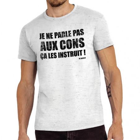 "Tee-shirt homme ""Je ne..."