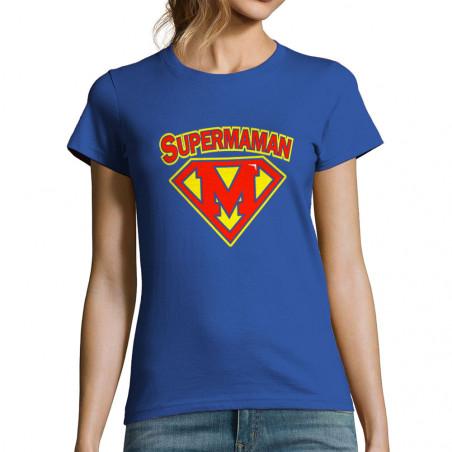 """T-shirt femme """"Super Maman"""""""