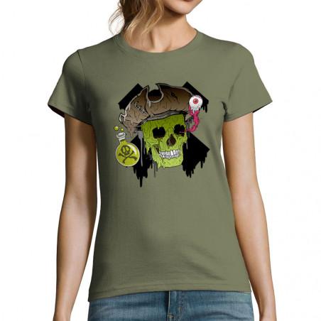 "T-shirt femme ""Acid Pirate..."