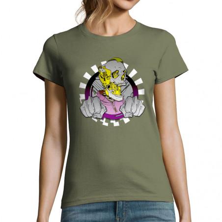 """T-shirt femme """"Mental Core"""""""