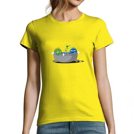 "T-shirt femme ""Nasty Bubble"""