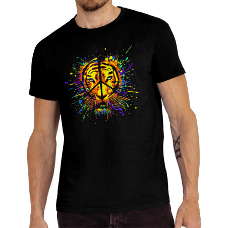 """Tee-shirt homme """"Peace Tiger"""""""