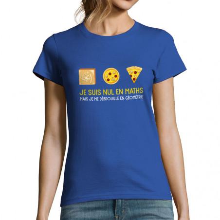 """T-shirt femme """"Je suis nul..."""