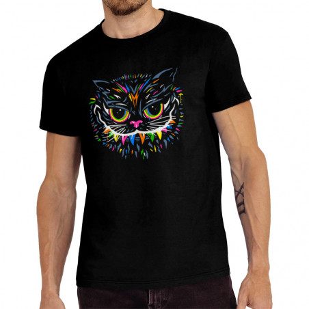"Tee-shirt homme ""Chat du..."