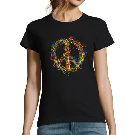 """T-shirt femme """"Peace 3000"""""""