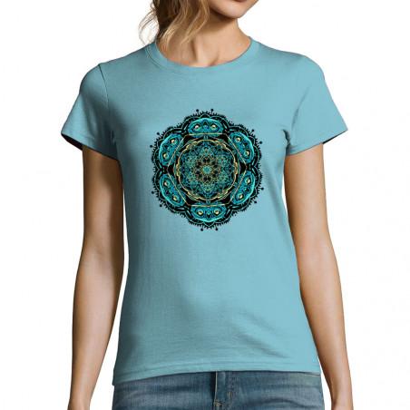"""T-shirt femme """"Spiral Teuf"""""""
