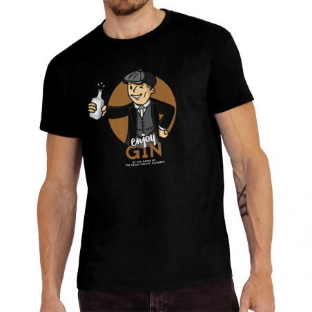 """Tee-shirt homme """"Enjoy Gin"""""""