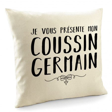 """Coussin """"Coussin Germain"""""""