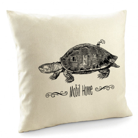 "Coussin ""Mobil Home"""