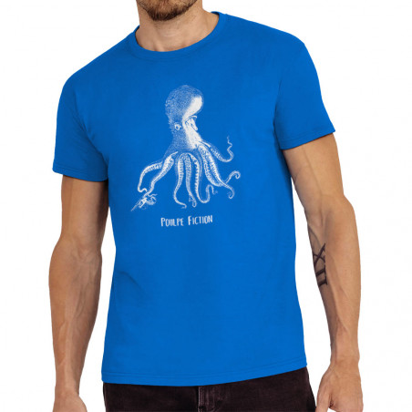 "Tee-shirt homme ""Poulpe..."