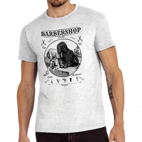 "Tee-shirt homme ""Barber Shop"""