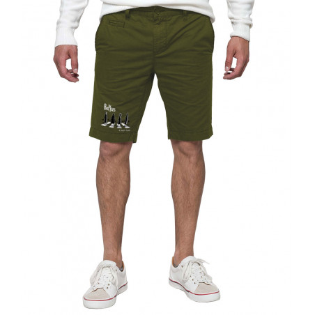 "Short en toile homme ""The..."