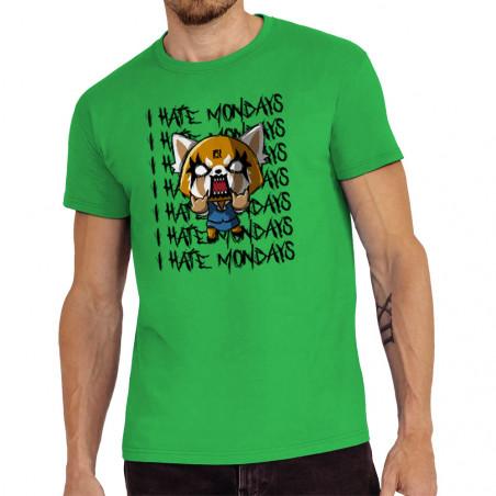 """Tee-shirt homme """"Aggretsuko..."""
