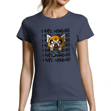 "T-shirt femme ""Aggretsuko -..."
