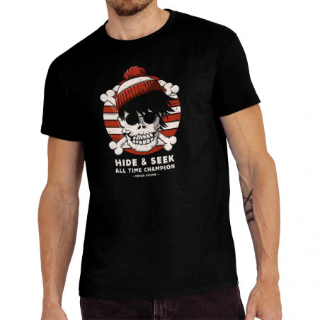 "Tee-shirt homme ""Charlie..."