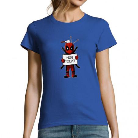 """T-shirt femme """"Deadpool -..."""