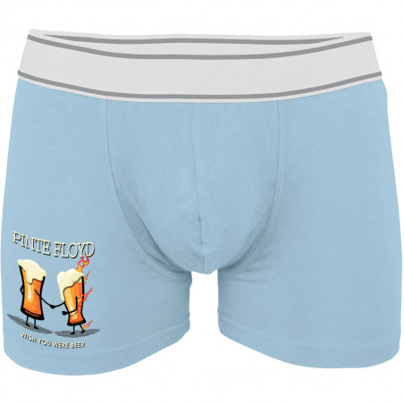 "Caleçon Boxer Homme ""Pinte..."