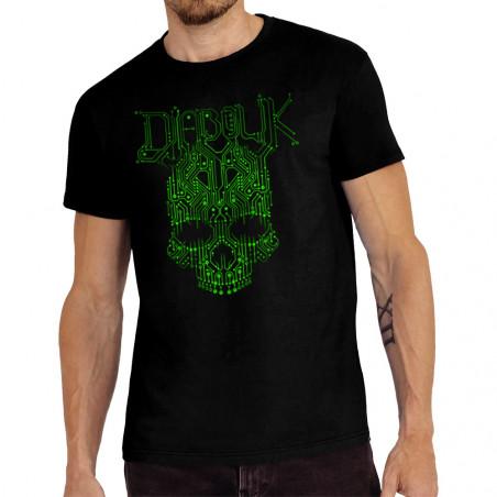 """Tee-shirt homme """"ElectroSkull"""""""