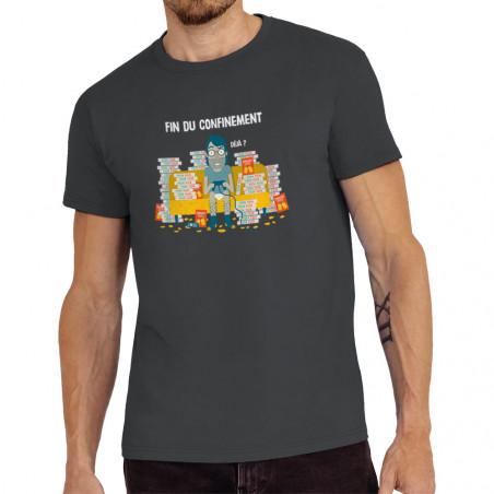 """Tee-shirt homme """"Déjà"""""""