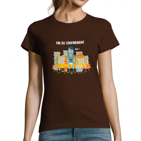 """T-shirt femme """"Déjà"""""""