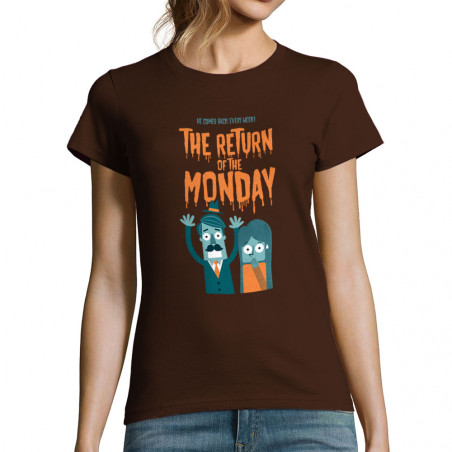 "T-shirt femme ""The Return..."