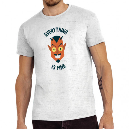 "Tee-shirt homme ""Everything..."