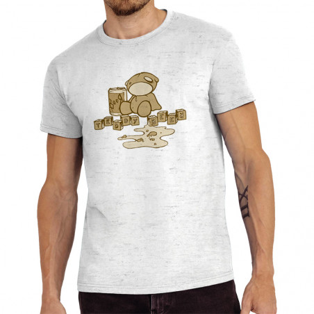 "Tee-shirt homme ""Teddy Beer"""