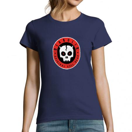 """T-shirt femme """"Diabolik par..."""