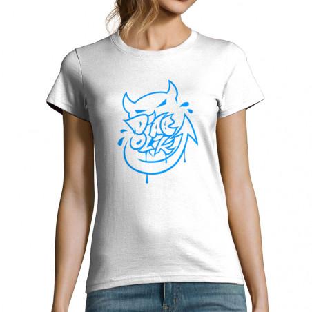 "T-shirt femme ""Diabolik -..."