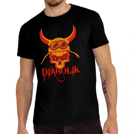 """Tee-shirt homme """"Diabolik -..."""