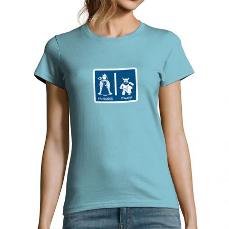 "T-shirt femme ""Toilet -..."