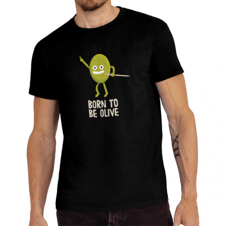 """Tee-shirt homme """"Born To Be..."""